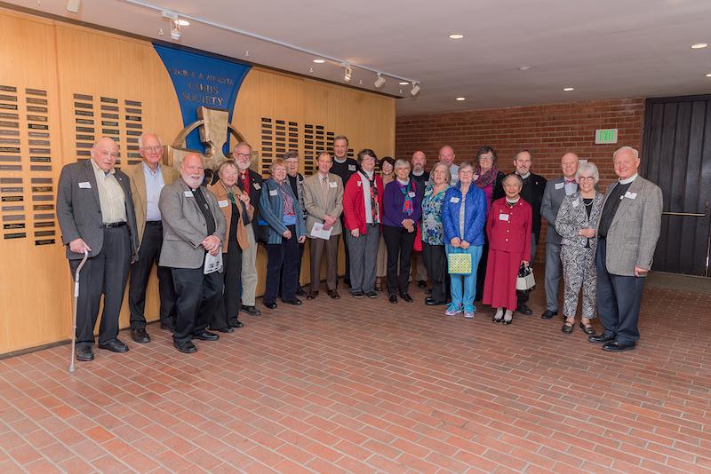 Gibbs Society Gathering 2018