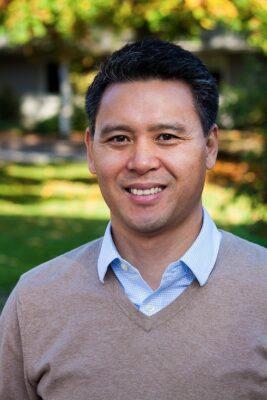 The Rev. Mark Chung Hearn, PhD