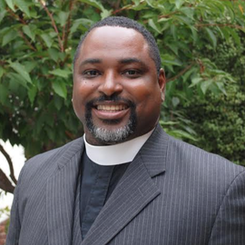 The Rev. Dr. Mauricio J. Wilson