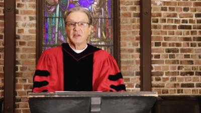 The Very Rev. W. Mark Richardson, PhD